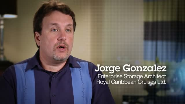 Royal Caribbean Cruises Speeds Ahead with IBM FlashSystem