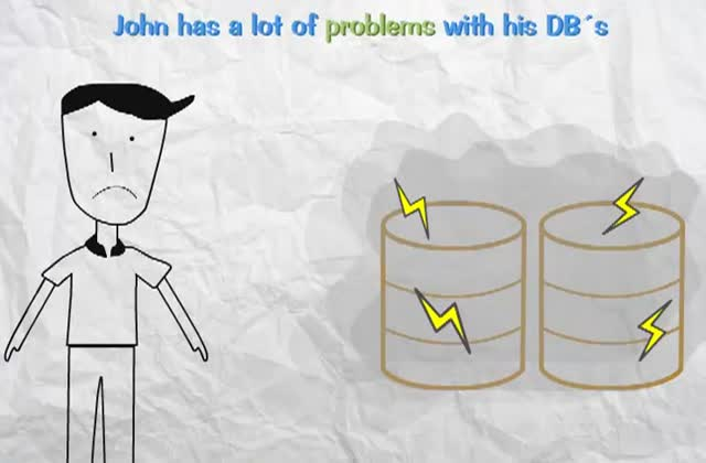 IBM FlashSystem for John, The Database Owner
