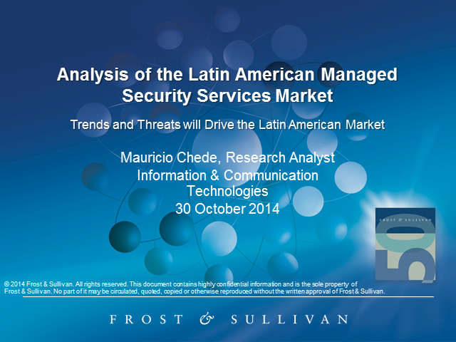 Are LATAM Companies Adopting Managed Security Services?