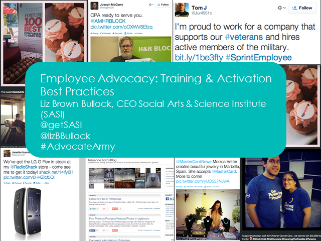 Employee Advocacy: Training & Activation Best Practices