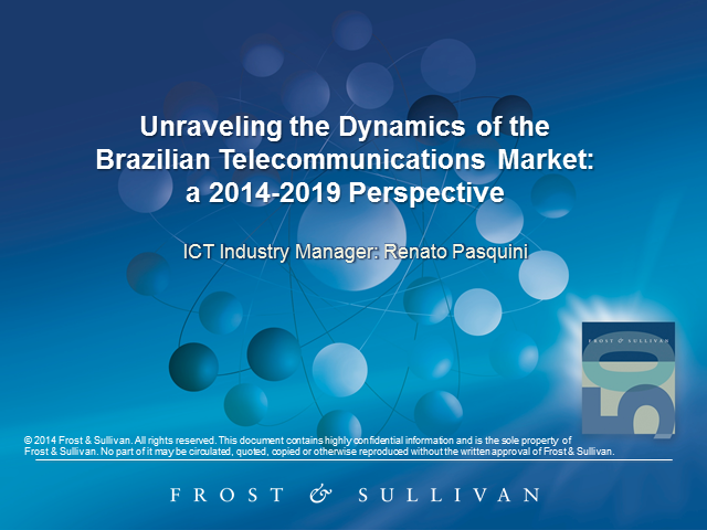 Unraveling the Dynamics of the Brazilian Telecommunications Market: 2014-2019