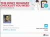 The Only Holiday Checklist You Need (For Your Website)