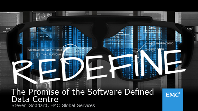 The Promise of the Software-Defined Data Center