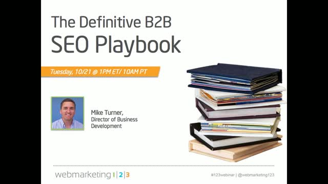 The Definitive B2B SEO Playbook