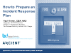 How to Prepare an Incident Response Plan