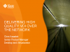 Delivering High Quality VDI Over the Network