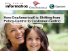 How OneAmerica® is Shifting from Policy-Centric to Customer-Centric