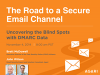 The Road to a Secure Email Channel: Uncovering the Blind Spots with DMARC Data