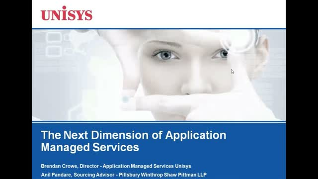 Explore the Next Dimension of Application Managed Services