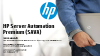 SAVA - HP Server Automation Virtual Appliance
