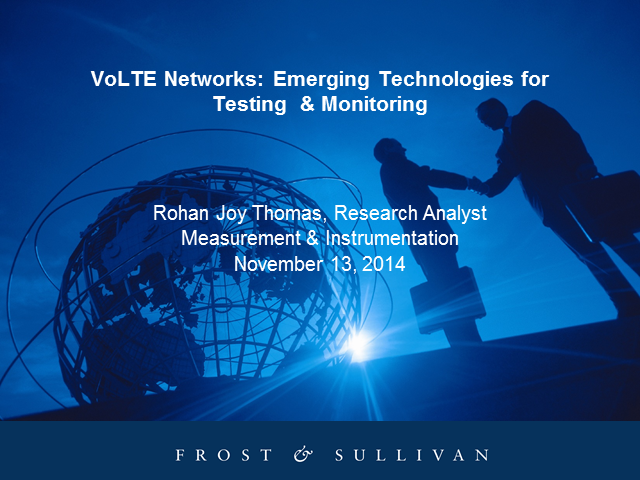 HetNets & VoLTE: What does it all mean for testing?