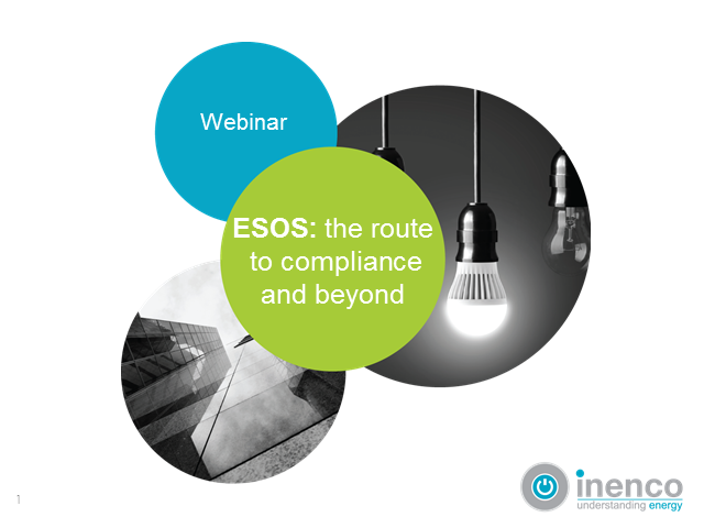 ESOS: the route to compliance