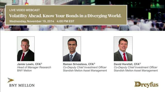 Volatility Ahead.  Know Your Bonds in a Diverging World.