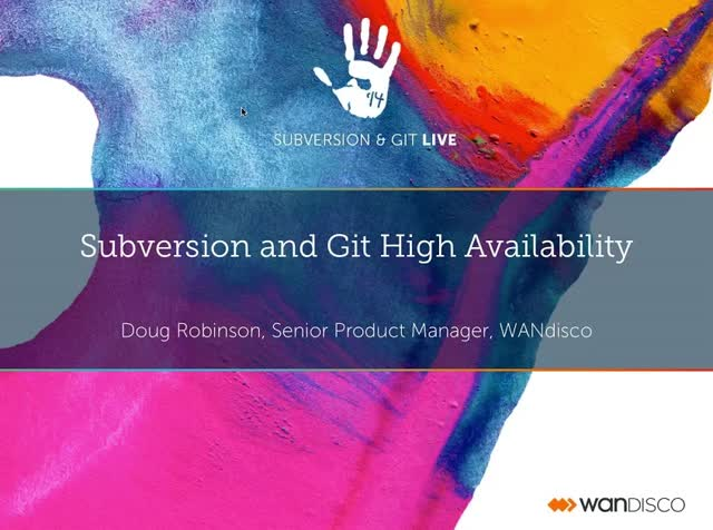 Subversion & Git High Availability