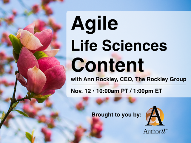 Agile Life Sciences Content