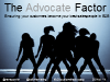 The Advocate Factor: Ensuring your Customers Become your Best Salespeople in B2B