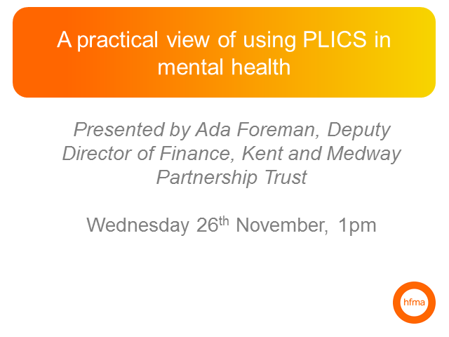 A practical view of using PLICS in mental health