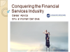 Conquering the Financial Services Industry: Career Advice Only a Woman Can Give
