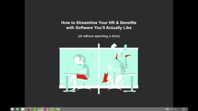Streamline Your HR and Benefits