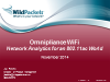 Multi-gigabit wireless: New technologies drive new approaches to WLAN analysis