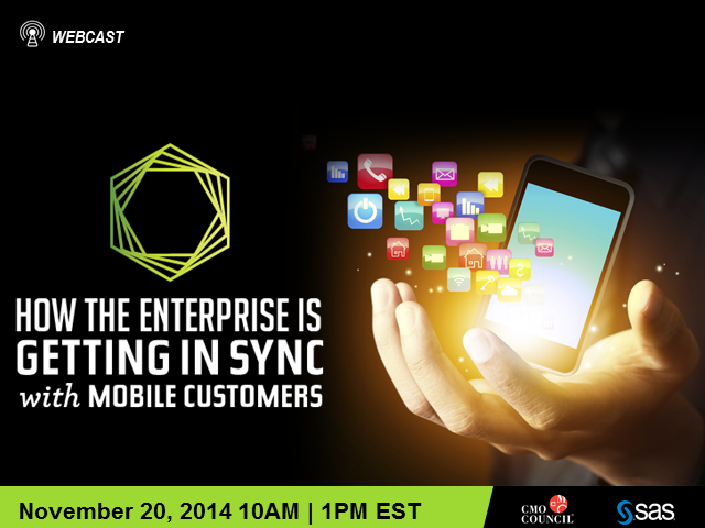 How the Enterprise Is Getting in Sync With the Mobile Customer