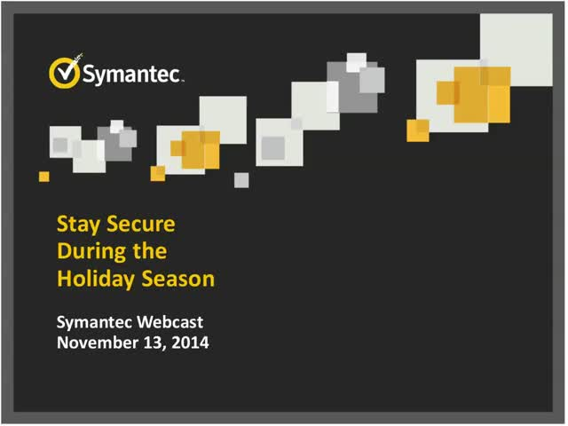 Stay Secure During the Holiday Season