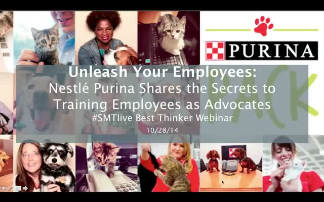 The Secrets to Effectively Training Employee Advocates