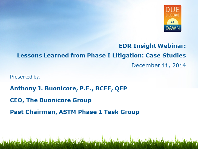 Lessons Learned: Case Studies on EP Litigation