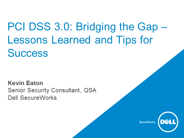 PCI 3.0:  Bridging the Gap – Lessons Learned and Tips for Success