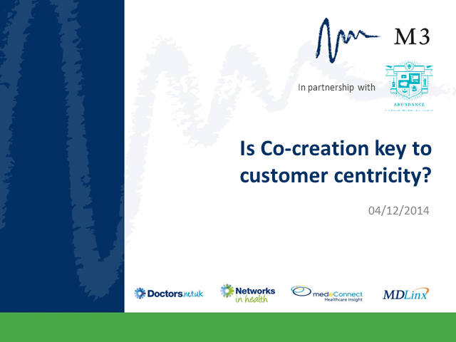 Is co-creation the key to customer-centricity?