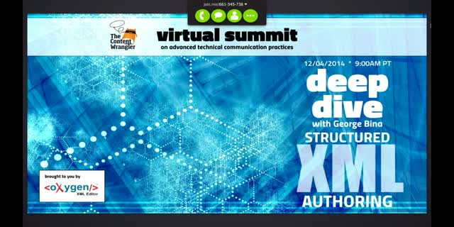 Deep Dive: XML Structured Authoring