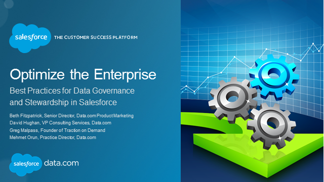 Best Practices for Data Governance and Stewardship in Salesforce