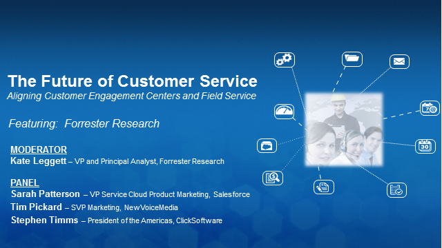 The Future of Customer Service: Aligning Customer Engagement Centers