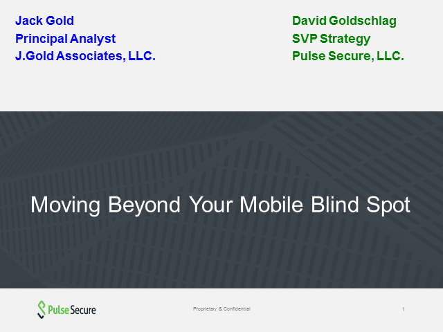 Ways to avoid your mobile security blind spots