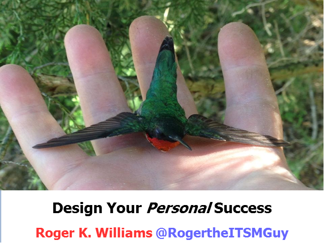 Design Your Personal Success