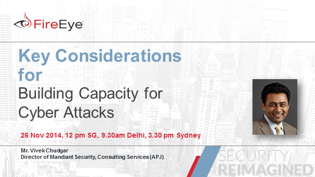 Key Considerations for Building Capacity for Cyber Security