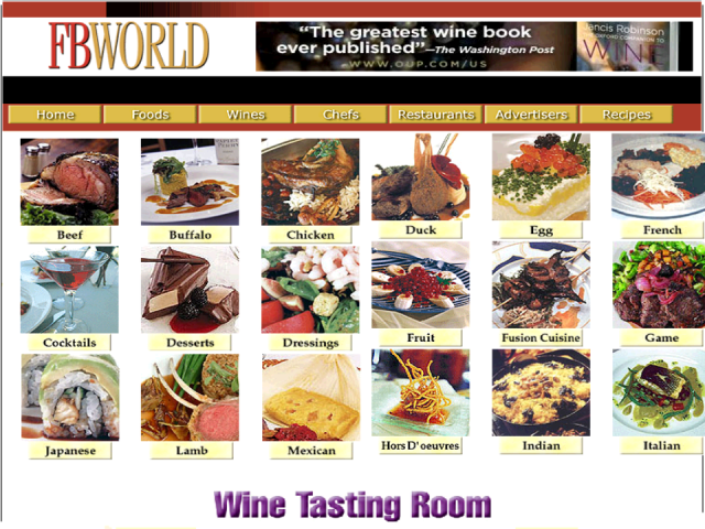 The Best Food & Wine Pairings For 2008