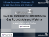 IJGlobal European Oil & Gas Midstream roundtable. Sponsored by Natixis.
