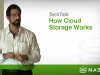 How Cloud Storage Works