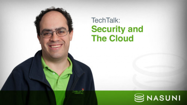 Security and the Cloud
