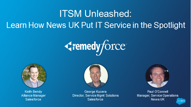 ITSM Unleashed:  Learn How News UK Put IT Service in the Spotlight