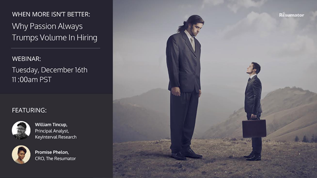 Why More Isn't Better in Hiring