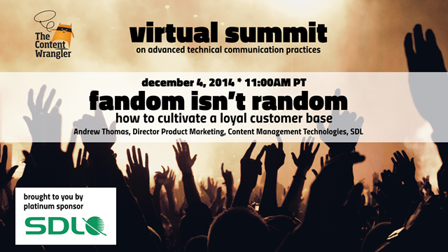 Fandom Isn't Random: How to Cultivate a Loyal Customer Base