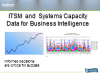 ITSM and Capacity Data for Business Intelligence