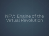 NFV: Engine of the Virtual Revolution Animated Demo