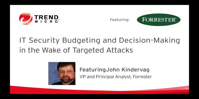 IT Security Budgeting and Decision Making in the Wake of Targeted Attacks