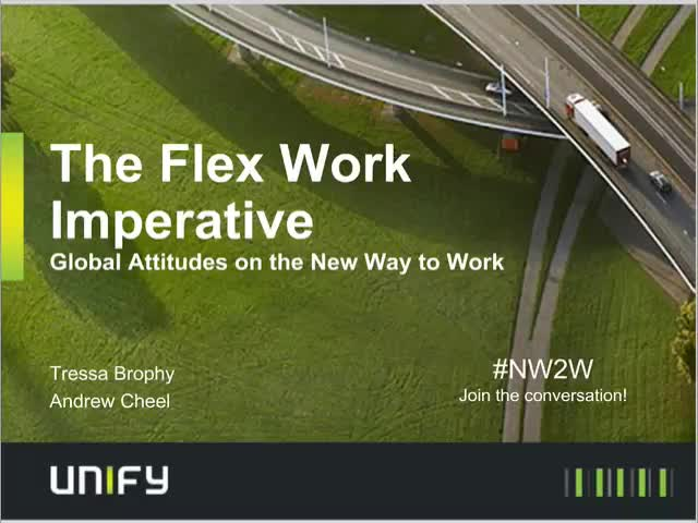 The Flex Work Imperative: Global Attitudes on the New Way to Work
