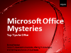 Microsoft Office Mysteries. Excel, Word & PowerPoint.