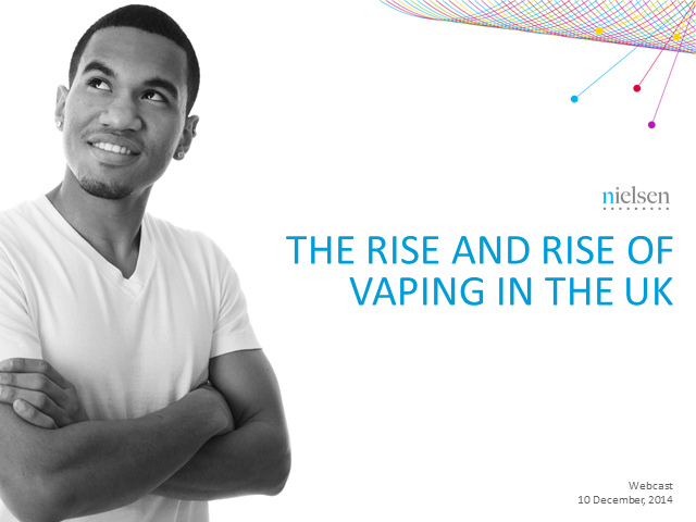 The Continuing Rise of E-Cigarettes