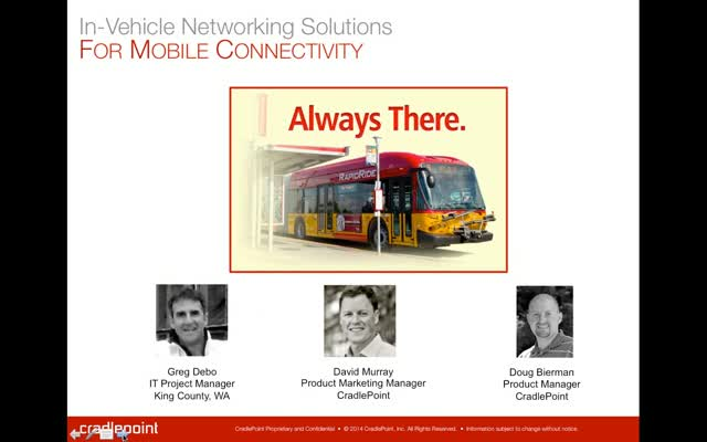 Customer Success: In-Vehicle Networking Solutions for Mobile Connectivity